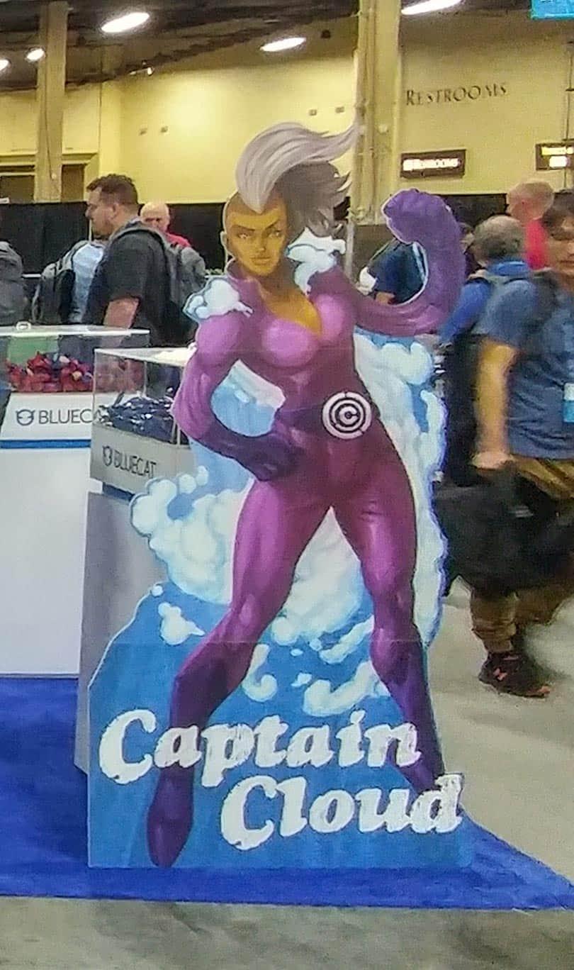 BlueCat - #CaptainCloud