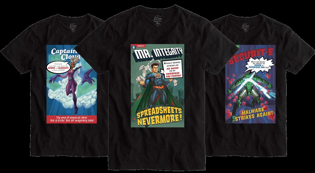 T-Shirt Giveaways