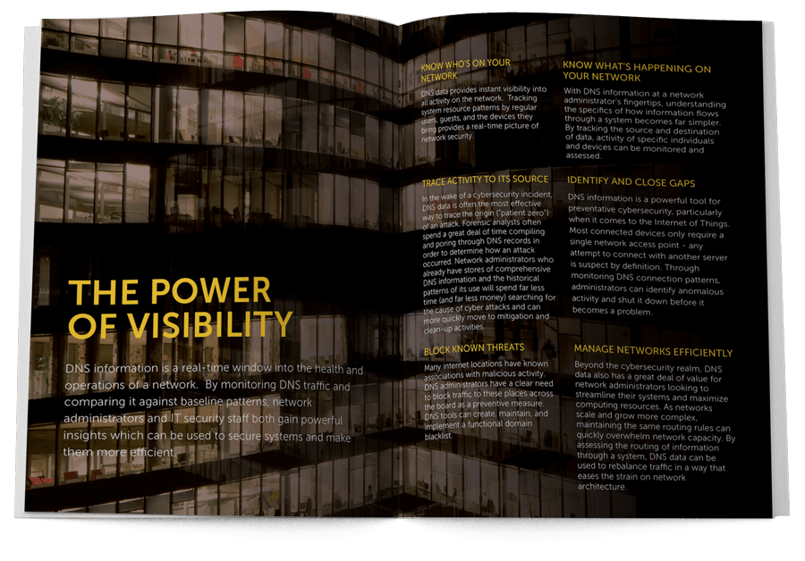 The Enemy Within - The Power of Visibility
